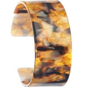 Jewelry - Acrylic marble cuff